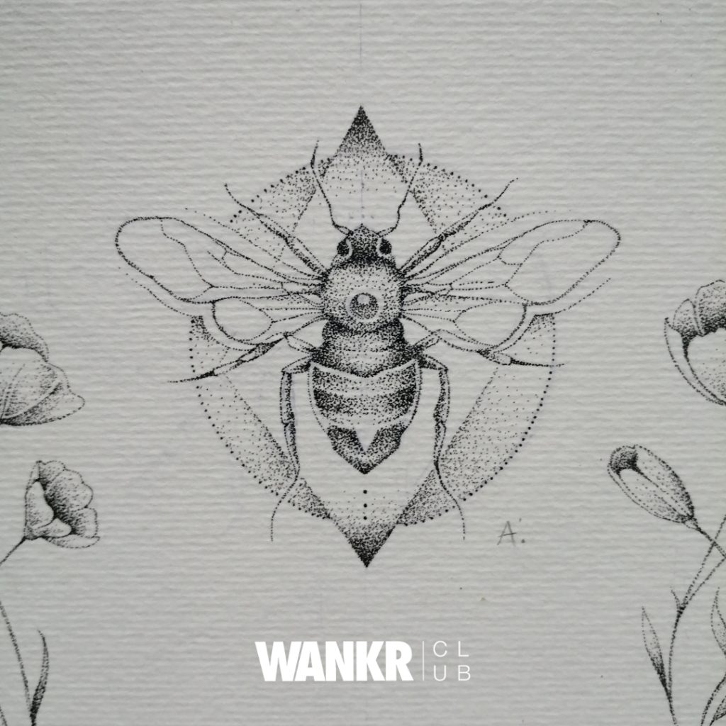 Bees love flowers_2   wankrclub