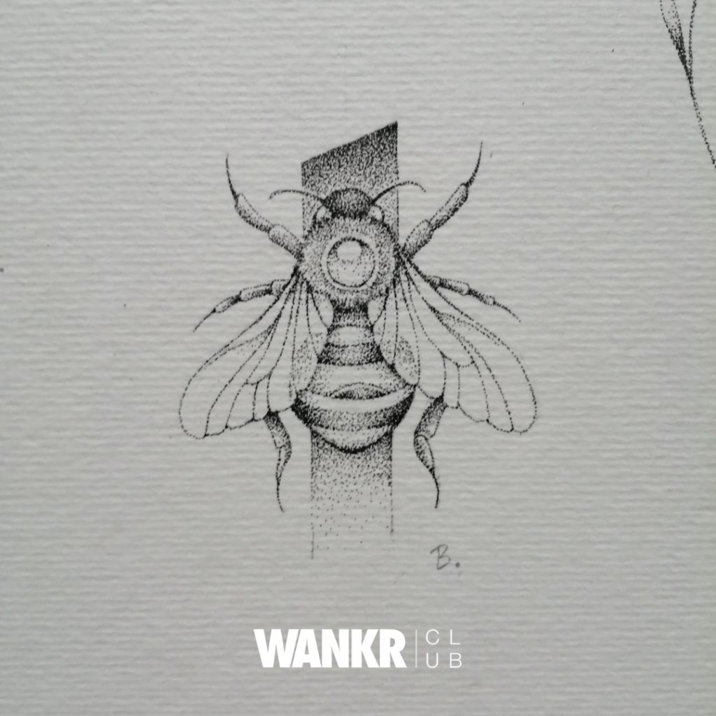 Bees love flowers_3   wankrclub